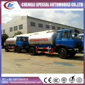 ASME Standard GLP Tank Truck for Sale pictures & photos