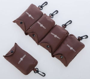 Promotion Folding Brown Shopping Bags
