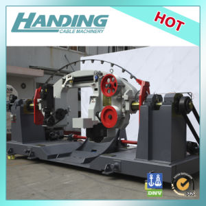1250mm Type Double Twist Bunching Machine for Cable and Wire pictures & photos