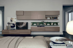 Modern Wood TV Cabinet Living Room Furniture pictures & photos