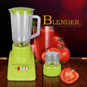 Hot Sale High Quality CB-T2p Plastic Jar 2 Speed 2 in 1 Electric Blender pictures & photos