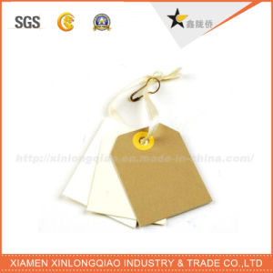 Recycle Eco Friendly Factory Custom Design Kraft Hang Tag pictures & photos