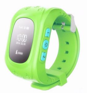 Chrildren Chrild GPS Smart Safe Position Phone Electronic Wrist Watches pictures & photos