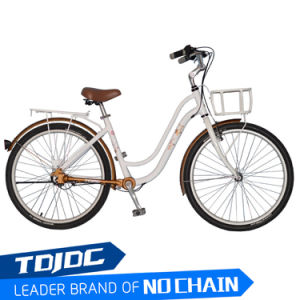 2016 Hot Shaft Drive No Chain Commuter Bike Bicycle for Girls/ Women pictures & photos