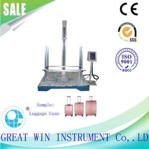 Luggage Case Drop Hammer Impact Testing Machine (GW-222A) pictures & photos