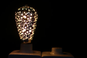 Christmas Decorative LED Bulb with 3D Style pictures & photos