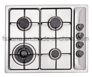 Stainless Steel Built-in 4 Burners Good Quality Gas Stove Jzs54104 pictures & photos