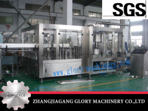 Bottle Carbonated Beverage Plant with Packaging pictures & photos