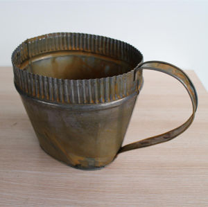 Antique Old Fashion Metal Bucket Water Mop Bucket pictures & photos