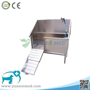 Medical 304 Stainless Steel Veterinary Grooming Tub pictures & photos