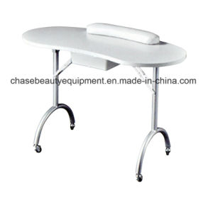 Factory Direct Wholesale Manicure Table Nail Desk for Beauty Use pictures & photos