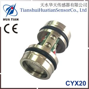 Cyx-20 Silicon Oil Filled Differential Piezoresistive Pressure Sensor pictures & photos