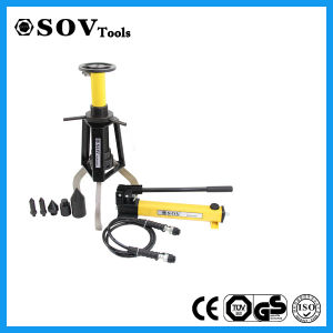 10 Ton Split-Type Skid-Resistant Hydraulic Gear Puller pictures & photos