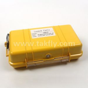 Takfly Sc LC OTDR Launch Box/Fiber Optic OTDR pictures & photos
