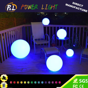 Illuminated Outdoor LED Waterproof Big Ball Light for Christmas pictures & photos