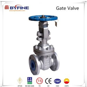 En 10434 JIS B2073 2083 Design Standard Gate Valve with Ce Certificate pictures & photos