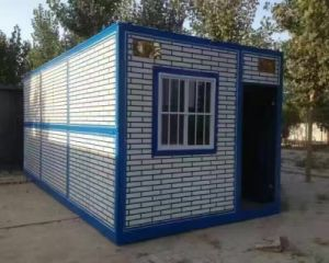 Cheapest Foldable Container House with Bathroom pictures & photos