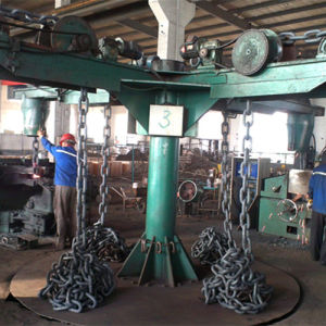 Factory Price Steel Marine Studless Link Anchor Chain pictures & photos