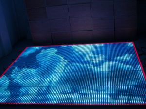 DMX Full Color New LED Dance Floor Video LED Display pictures & photos