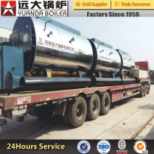 Wns Gas Oil Coal Biomass Fired Steam Boiler pictures & photos