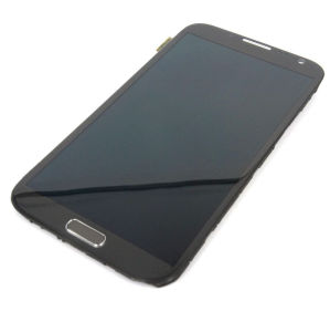 Mobile Phone LCD Touch Screen for Samsung Note 2 LCD Display pictures & photos