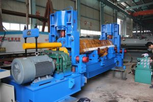 Hydraulic Sheet Metal Plate Rolling Machine pictures & photos