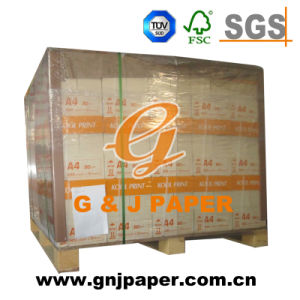 A4 Size White Copy Paper for Fax Printer Printing pictures & photos