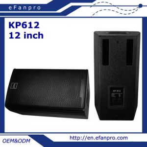 Single 12 Inch Full Frequency Professional Speaker (KP-612) pictures & photos