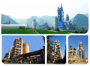 Supply 3000t/D Rotary Kiln Cement Production Line pictures & photos