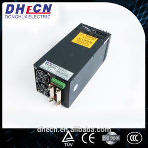 HSCN-1200, 1200W Switching Power Supply with Parallel Function 24VDC, 50A pictures & photos