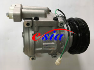 Auto Parts AC Compressor for Yuchai Excavator 7b10 1A 118mm pictures & photos