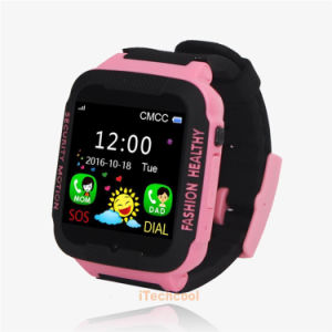 Children Safety Tracker Kids Anti-Lost Smart Phone GPS Watch for Android/Ios pictures & photos