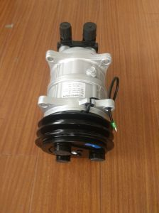 Heavy Duty Auto A/C Compressor 180cc China Supplier pictures & photos