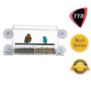 Custom Acrylic Pet Feeder with Logo pictures & photos