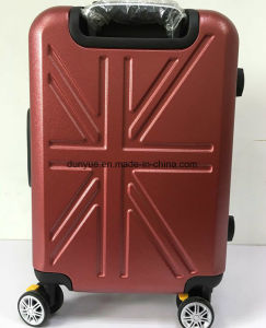 """Durable 20"""", 24"""", 28"""" Aluminum Frame Portable Trolley Bag, Factory Make PC Material Travel Luggage Suitcase with Wheels pictures & photos"""