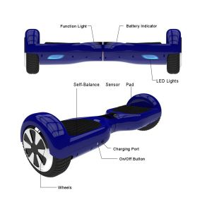 Electric Skateboard Powered Two Wheels Unicycle Kid Scooter pictures & photos