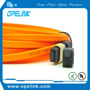 MPO/MTP Fiber Optic Patch Cord Sm pictures & photos