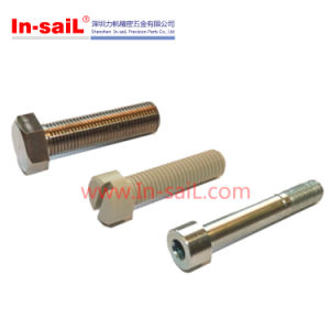 Stainless Steel Socket Cap Screw/Allen Head Bolt pictures & photos