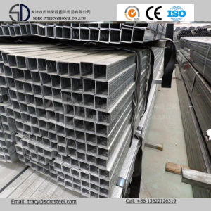 Pre-Galvanized Steel Pipe for Decoration or Steel Furniture pictures & photos