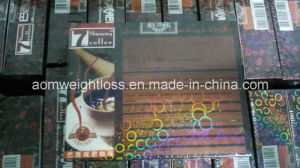 Brazilian 7 Days Fat Burn Slimming Coffee pictures & photos