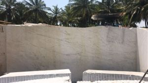 White Natural Granite for Floorings & Countertops or Exterior & Interior Wall Decoration pictures & photos