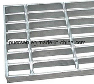 Heavy Duty Stainless Steel Drainage Grating Driveway Drain Grates pictures & photos