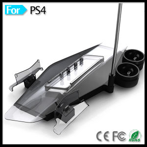Charging Station Charging Dock Stand for Playstation 4 Vr PS Move Motion Controller PS4 Wireless Gamepad pictures & photos