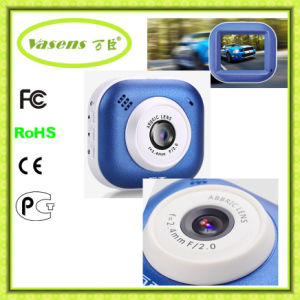 Dual Cameras Full HD 1080P Rear View Car DVR pictures & photos