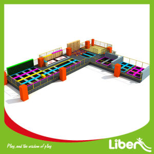 Set up Kids Indoor Trampoline Centres with Customized Design pictures & photos