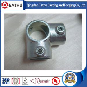Jm Galvanized Malleable Iron Pipe Clamps pictures & photos