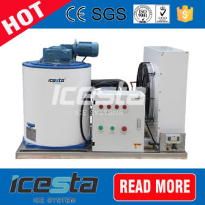Flake Ice Machine Used on Fishing Boat, Seafood Cold Storage pictures & photos