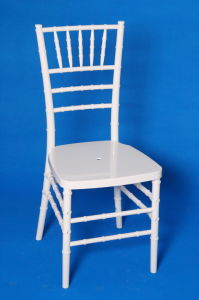 Hotel Acrylic Wedding Banquet Tiffany Chair pictures & photos