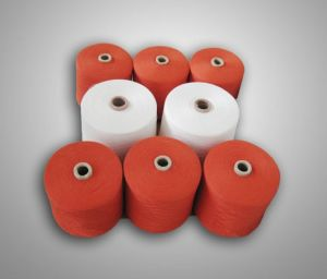 Meta Aramid Yarn for Weaving Fire Proof Fabric pictures & photos