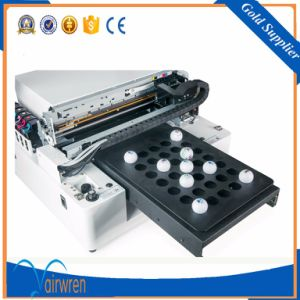 A3 UV LED Full Color Printer for Pen Golf Ball UV USB Card Printing Machine pictures & photos